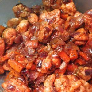 Рецепт индюшиного мяса