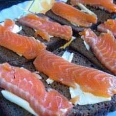 Соленая красная рыба в домашних условиях