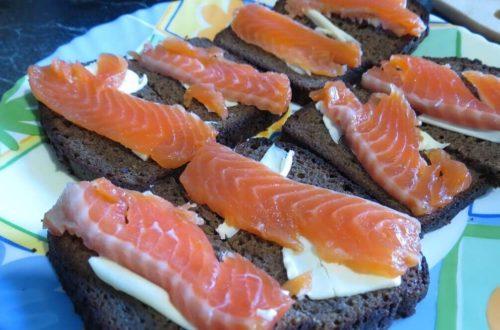 Малосольная рыба рецепт