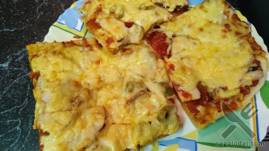 Невероятная пиццы