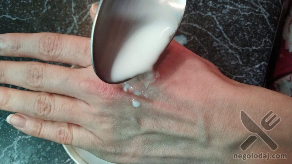 Йогурт без консервантов
