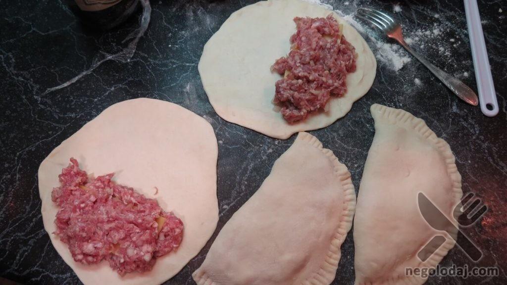 Идеальный рецепт чебурек