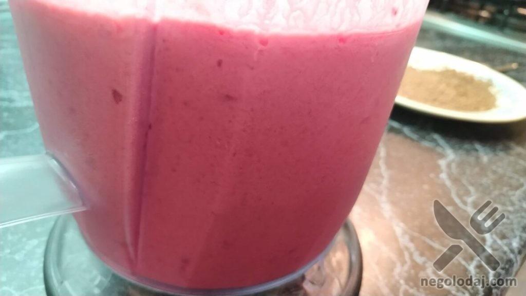 Йогурт с фруктами дома