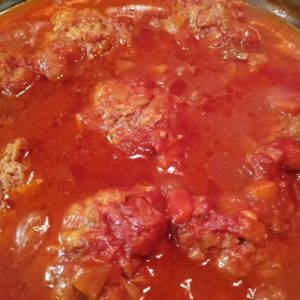 Рецепт тефтель в духовке