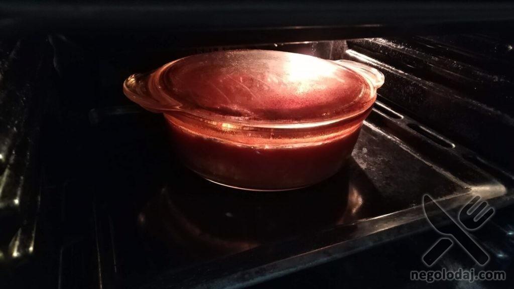 Тефтели в духовке рецепт