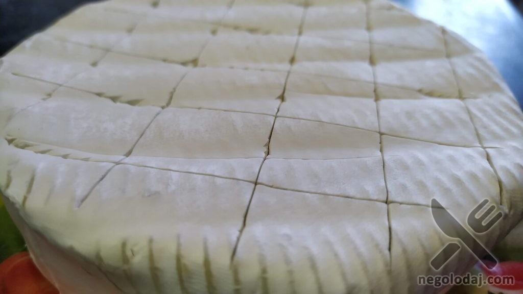 Сыр в духовке рецепт