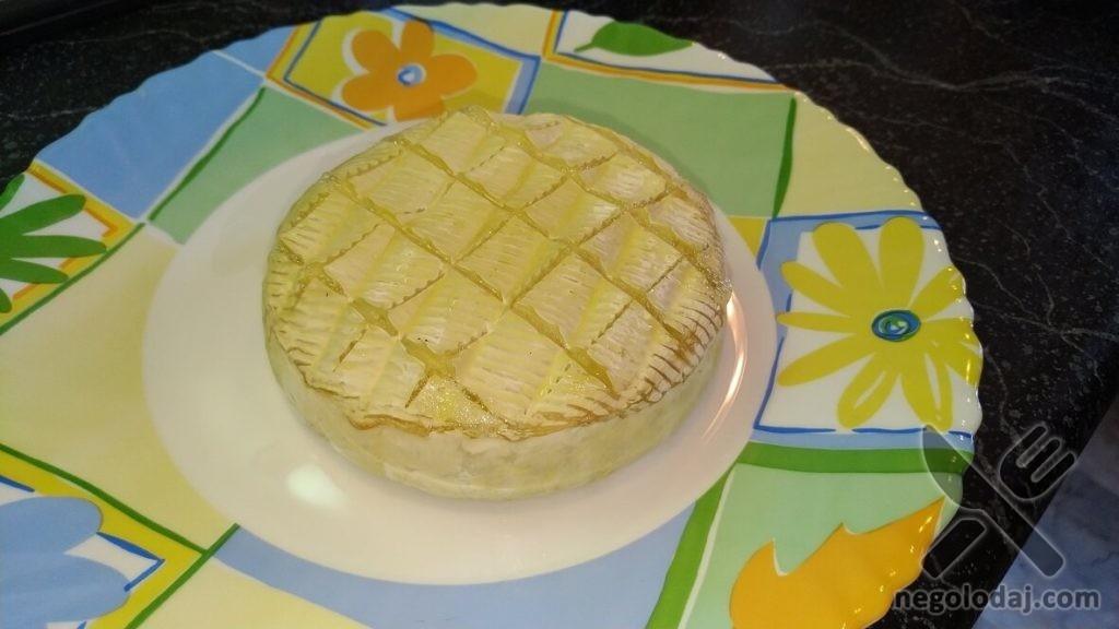 Вкусный сыр с духовки