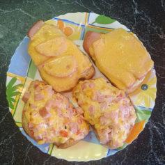 Hot Sandwiches