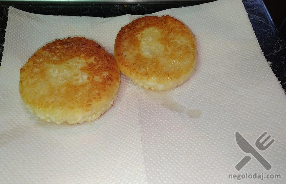 Шикарные сырники рецепт