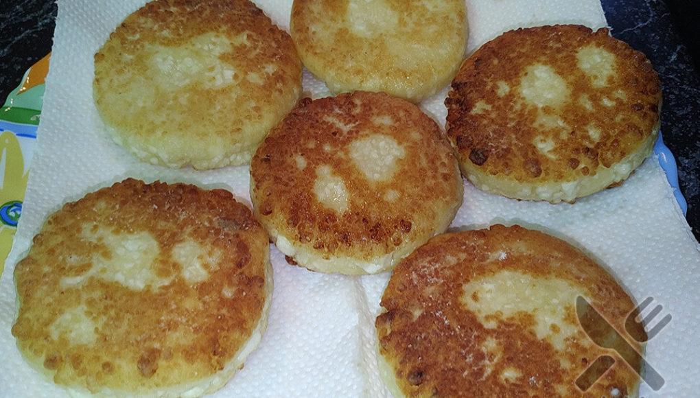 Золотистые сырники рецепт