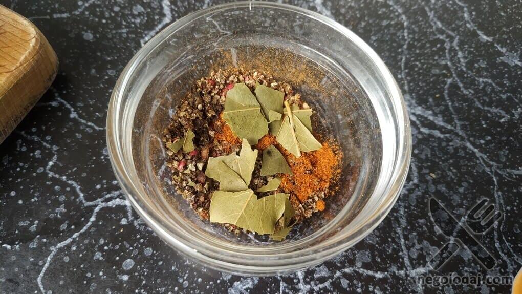 Специи для солонины