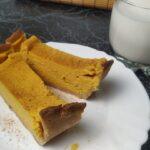 Тыквенный пирог ПП