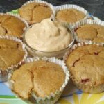 Healthy Cherry Muffins Recipe