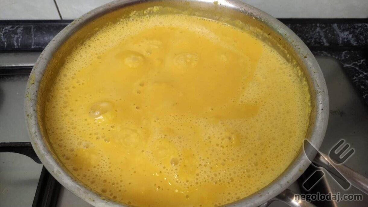 Готовый крем-суп