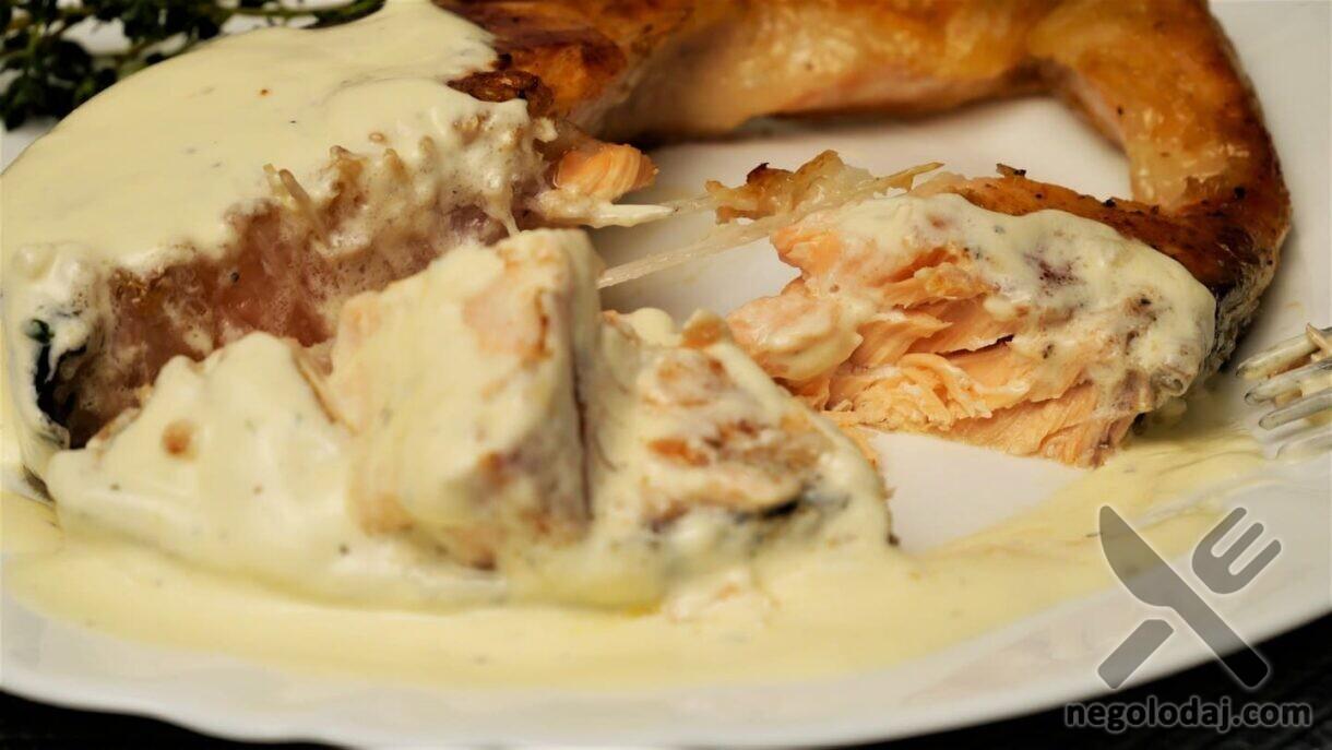 Рецепт соуса к рыбе