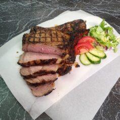 Стейк з яловичини в духовці