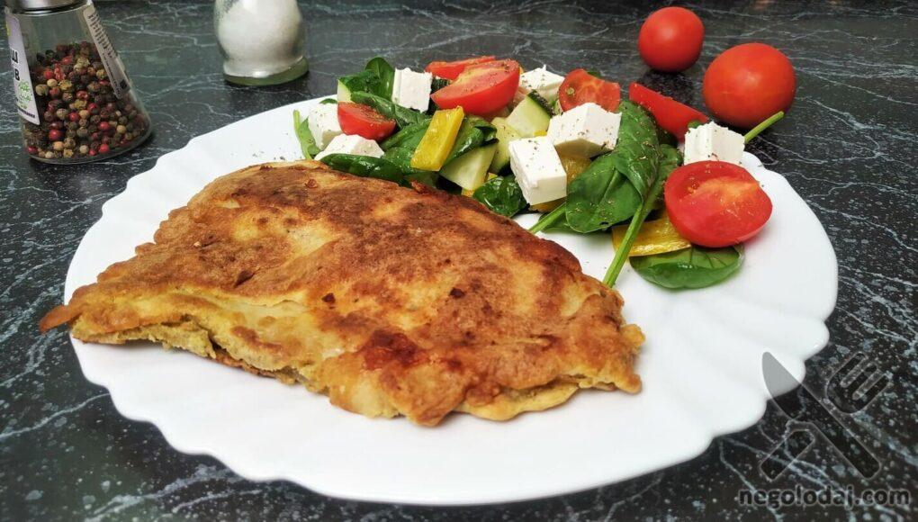 Рецепт тилапии на сковороде